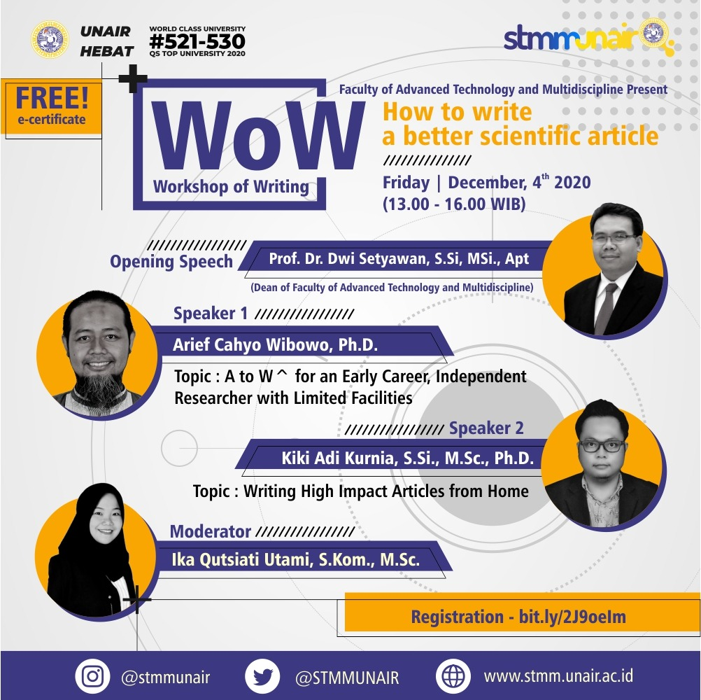 WoW Workshop of Writing