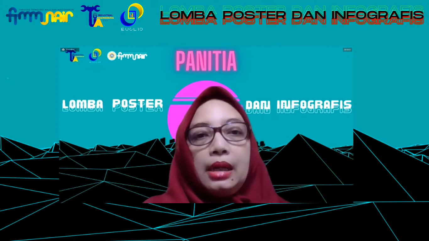 Sepuluh Finalis Mempresentasikan Karyanya pada Hari pertama Lomba Infografis FTMM