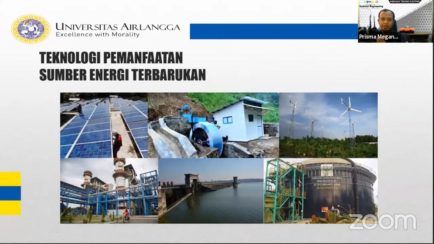 Dosen Teknik Elektro: Dengan Keadaan geografis dan topologi yang Beragam, Jenis PLTS Photovoltaic Lebih Cocok di Indonesia